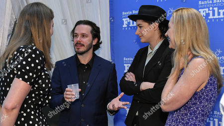 Emily V. Gordon, Edgar Wright, Liz Hannah and Vanessa Taylor
