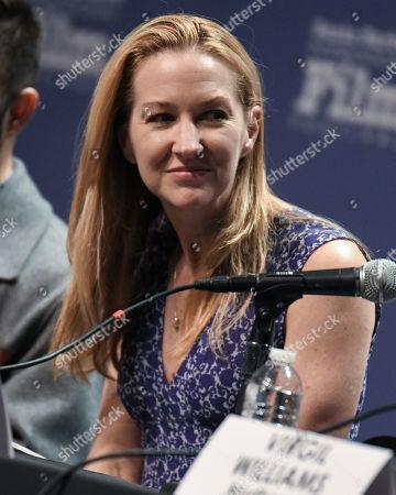 Editorial photo of 33rd Santa Barbara International Film Festival, Writers Panel, USA - 03 Feb 2018