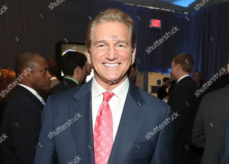Former NFL player Joe Theismann attends the 7th Annual NFL Honors at the Cyrus Northrop Memorial Auditorium, in Minneapolis, Minnesota