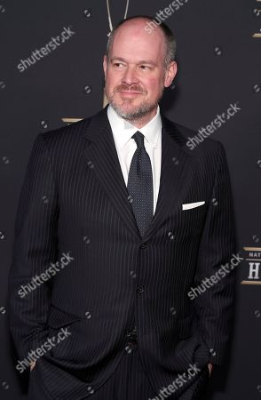 Rich Eisen arrives at the 7th Annual NFL Honors at the Cyrus Northrop Memorial Auditorium, in Minneapolis, Minnesota