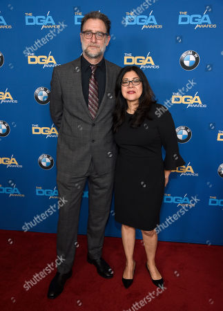 Editorial picture of 70th Annual DGA Awards - Arrivals, Beverly Hills, USA - 03 Feb 2018
