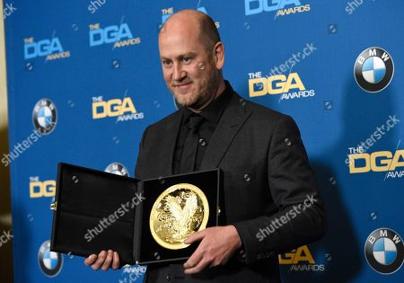 Editorial photo of 70th Annual DGA Awards - Press Room, Beverly Hills, USA - 03 Feb 2018
