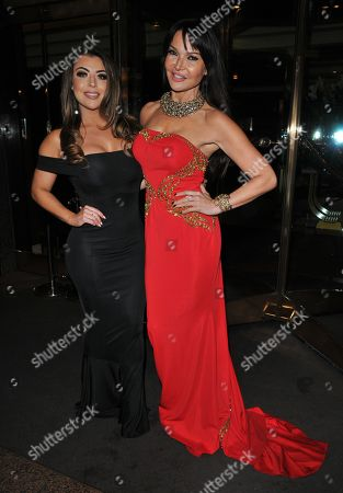 Abigail Clarke and Lizzie Cundy
