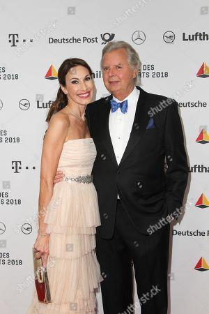 Dagmar Koegel with husband Karl-Heinz Koegel