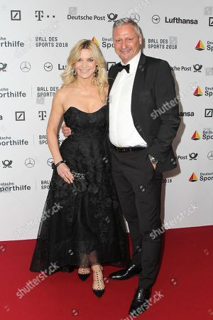 Editorial picture of 48. Ball des Sports held at RheinMain CongressCenter, Wiesbaden, Germany - 03 Feb 2018