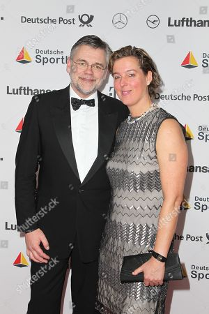 Editorial image of 48. Ball des Sports held at RheinMain CongressCenter, Wiesbaden, Germany - 03 Feb 2018