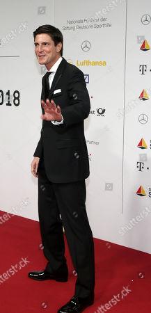 Marcus Hoefl (Ehemann of Maria Hoefl-Riesch)