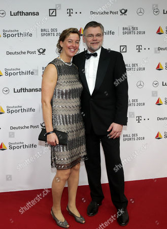 Editorial image of Gala: Ball des Sports 2018, Wiesbaden, Germany - 03 Feb 2018