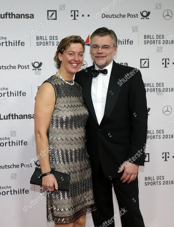 Editorial picture of Gala: Ball des Sports 2018, Wiesbaden, Germany - 03 Feb 2018
