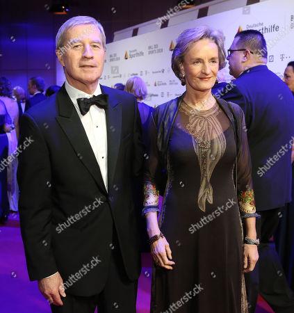 Juergen Fitschen and Friederike Lohse