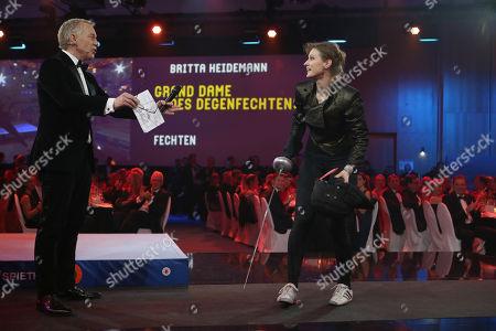 Johannes Baptist Kerner, Britta Heidemann