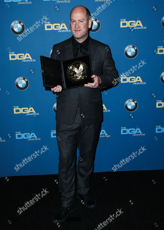 Editorial image of 70th Annual Directors Guild Awards, Press Room, Los Angeles, USA - 03 Feb 2018