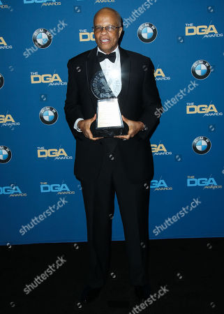 Editorial photo of 70th Annual Directors Guild Awards, Press Room, Los Angeles, USA - 03 Feb 2018