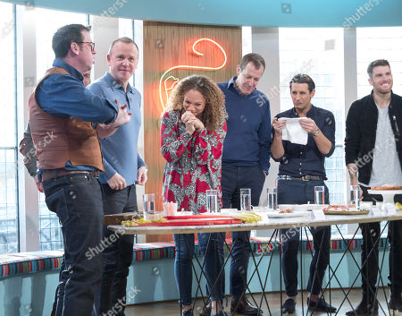 Editorial picture of 'Sunday Brunch' TV show, London, UK - 04 Feb 2018