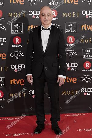Stock Photo of Pablo Berger