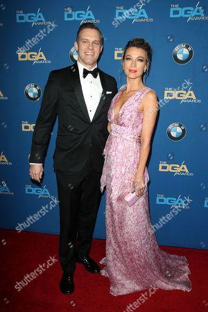 Travis Schuldt and Natalie Zea