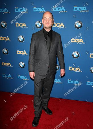 Editorial picture of 70th Annual Directors Guild Awards, Arrivals, Los Angeles, USA - 03 Feb 2018