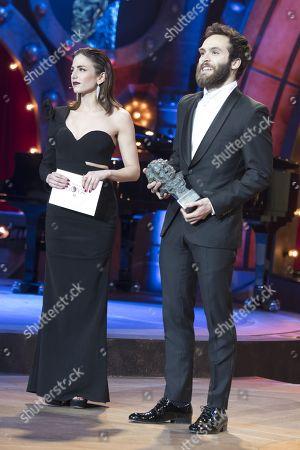 Marina Salas and Ricardo Gomez