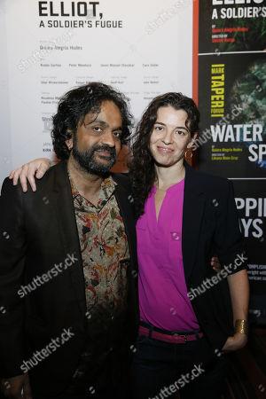 Shishir Kurup and Quiara Alegria Hudes