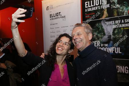 Quiara Alegria Hudes and Michael Ritchie