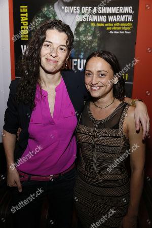 Quiara Alegria Hudes and Caro Zeller