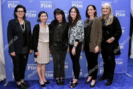 Tatiana Riegel, Ru Kuwahata, April Napier, Elaine McMillion Sheldon, Lucy Sibbick and Darla Anderson