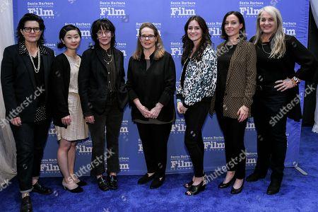 Stock Image of Tatiana Riegel, Ru Kuwahata, Madelyn Hammond, Elaine McMillion Sheldon, April Napier, Lucy Sibbick and Darla Anderson