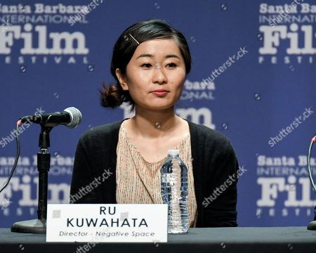 Editorial photo of 33rd Santa Barbara International Film Festival, Womens Panel, USA - 04 Feb 2018