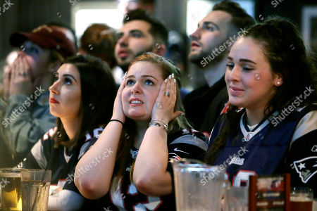 Editorial photo of Eagles Patriots Super Bowl Football, Boston, USA - 04 Feb 2018