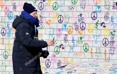Editorial image of PyeongChang 2018 Olympic Games, Daegwallyeong-Myeon, Korea - 05 Feb 2018