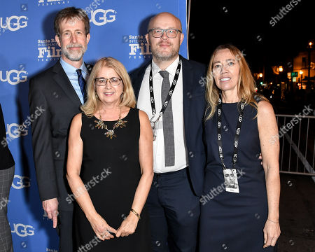 David Christensen, Bonnie Thompson, Cam Christiansen and Maurenn Hodgan