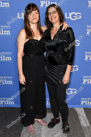 Editorial picture of Santa Barbara Award, Arrivals, 33rd Santa Barbara International Film Festival, USA - 04 Feb 2018