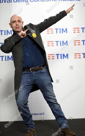 Stock Picture of Rolando Ravello