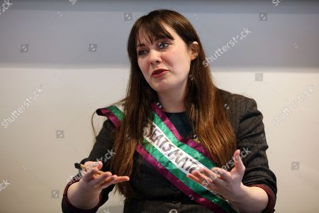 Amelia Womack, Deputy Leader Green Party
