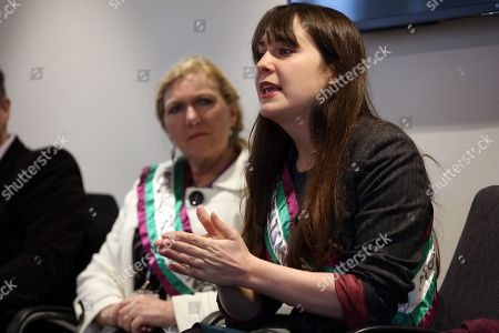 Amelia Womack, Marianne Overton MBE