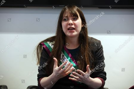 Amelia Womack, Deputy Leader Green Party