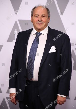 Editorial image of The Academy Awards Nominees Luncheon, Arrivals, Los Angeles, USA - 05 Feb 2018