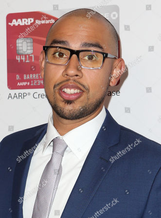 Editorial picture of AARP The Magazine's Movies for Grownups Awards, Arrivals, Los Angeles, USA - 05 Feb 2018