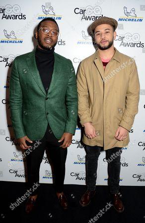 Zackary Momoh and Calvin Demba