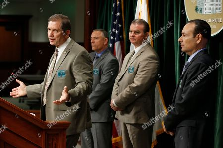 John Corina, Steve Katz, Christopher Bergner, Ralph Hernandez. Los Angeles County Sheriff's Department Homicide Bureau Lt. John Corina, far left, discusses the most recent details of the Natalie Wood death investigation at a news conference in Los Angeles, . Officials, seen behind from left, Comdr. Steve Katz, Capt. Christopher Bergner and detective Ralph Hernandez. There's renewed interest in the decades-old death of Wood, with the lead detective in the case saying her widower, actor Robert Wagner, now 87, is considered a person of interest