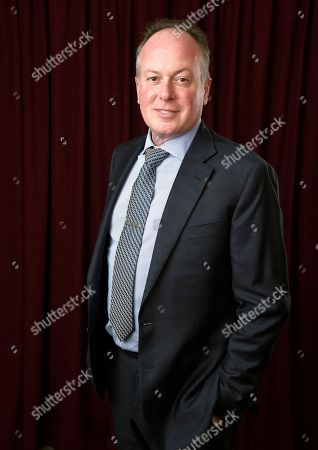 Tom McGrath poses for a portrait at the 90th Academy Awards Nominees Luncheon at The Beverly Hilton hotel, in Beverly Hills, Calif