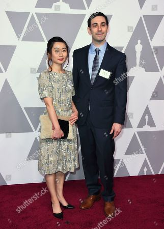Editorial image of 90th Academy Awards Nominees Luncheon - Arrivals, Beverly Hills, USA - 05 Feb 2018