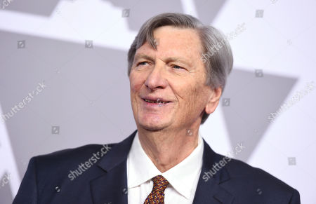 John Bailey arrives at the 90th Academy Awards Nominees Luncheon at The Beverly Hilton hotel, in Beverly Hills, Calif