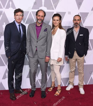 Editorial picture of 90th Academy Awards Nominees Luncheon - Arrivals, Beverly Hills, USA - 05 Feb 2018