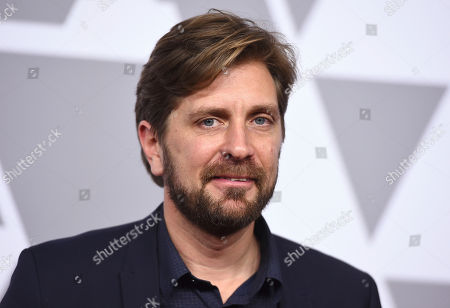 Ruben Ostlund arrives at the 90th Academy Awards Nominees Luncheon at The Beverly Hilton hotel, in Beverly Hills, Calif