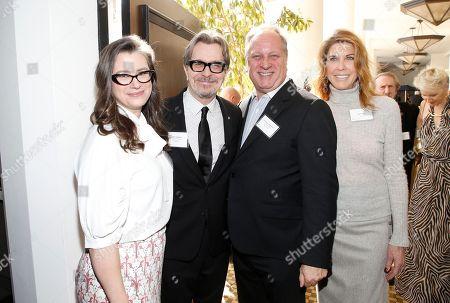 Stock Image of Gisele Schmidt, Gary Oldman, Douglas Urbanski, Diane Wilk