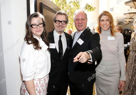 Editorial photo of 90th Academy Awards Nominees Luncheon - Inside, Beverly Hills, USA - 05 Feb 2018
