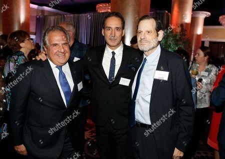 Jim Gianopulos, Alexandre Desplat, Howard Rosenman