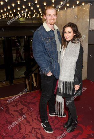 Alex Phillips and Stephanie Hyam