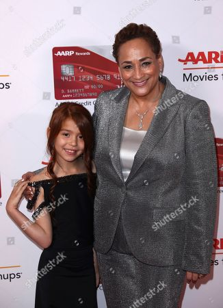 Valeria Cotto, Jo Ann Jenkins. Valeria Cotto, left, and AARP CEO Jo Ann Jenkins attend AARP The Magazine's 17th Annual Movies for Grownups Awards at Beverly Wilshire Hotel on in Beverly Hills, Calif